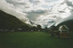 Campsite nr Furka