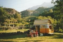 Norhern Italy campsite