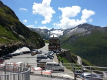 Alpine passes