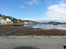 The harbour at Tarbert