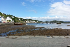 The harbour at Tarbert